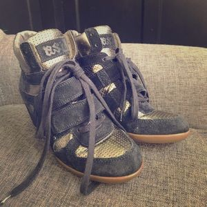 Ash Wedge Sneakers size 5